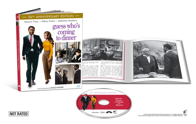 Guess Who's Coming To Dinner Blu-Ray
