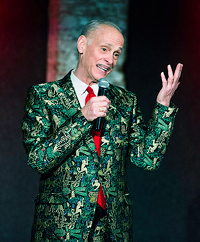 John Waters in Seattle