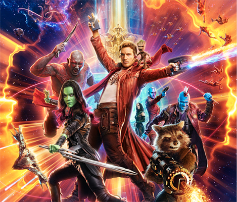 """Guardians of the Galaxy Vol. 2"" Newest Trailer"