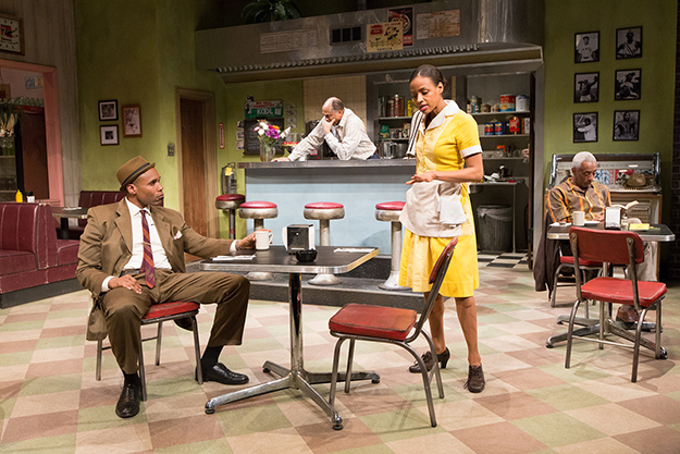 Two Trains Running Seattle Repertory Theatre