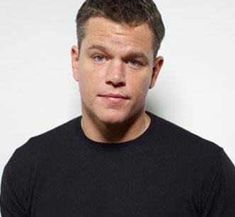 Matt Damon BOSTON: An American Running Story