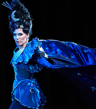 Seattle Opera's The Magic Flute Queen of the Night