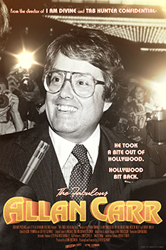 The Fabulous Allan Carr movie poster