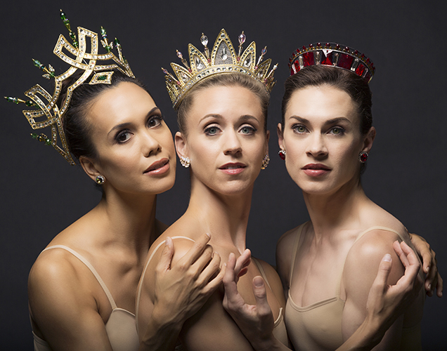 "Pacific Northwest Ballet Raises The Curtains To The Sparkle Of ""Jewels"""