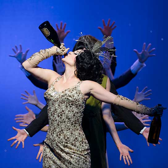 <em>Burlesco DiVino: Wine In Rome</em> Ready To Enchant Patrons At The Triple Door