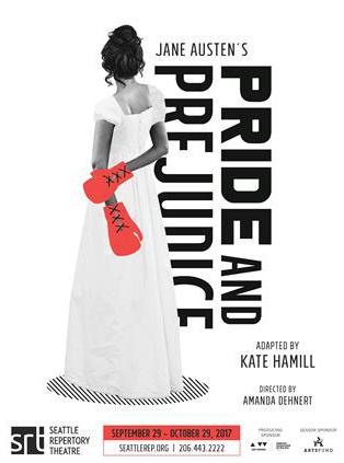 Pride and Prejudice at Seattle Rep