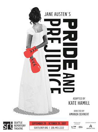 "Seattle Rep's ""Pride And Prejudice"" West Coast Premiere"