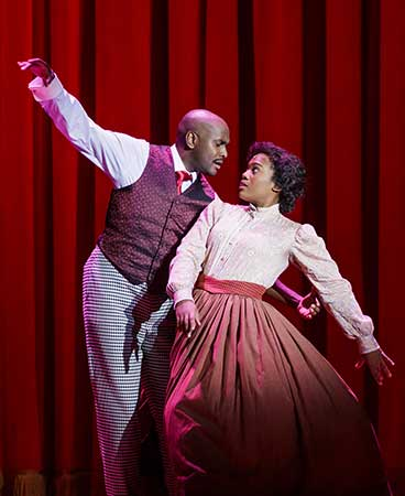 Ragtime at Seattle's 5th Avenue Theatre