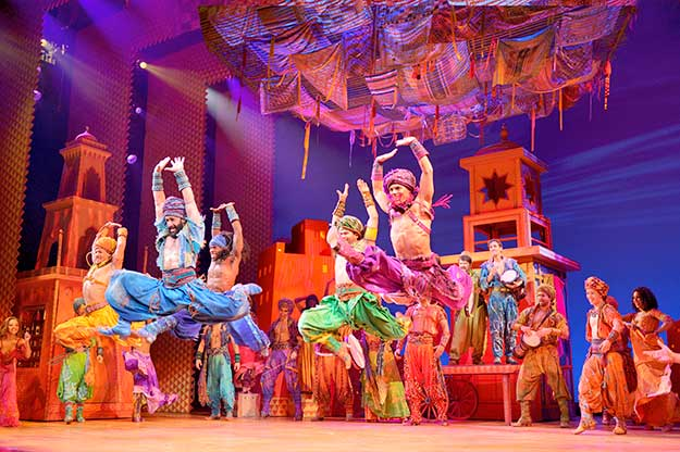 Arabian Nights Men of Aladdin. Photo by Deen van Meer