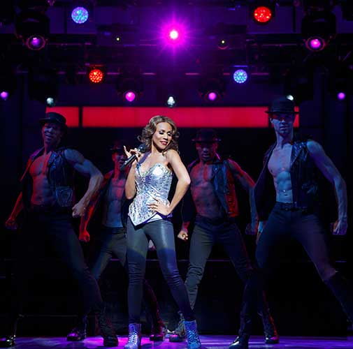 """The Bodyguard"" Celebrates Whitney Houston's Legacy At Seattle's Paramount Theatre"