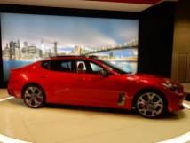 Seattle Auto Show 2017