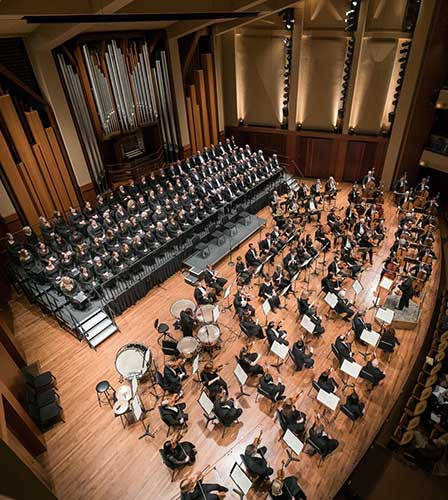 "Hallelujah! Handel's ""Messiah"" Returns To Benaroya Hall This Weekend"