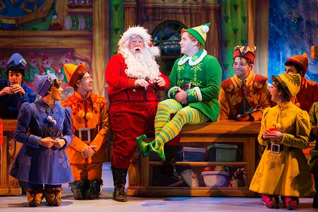 Mark Fishback and Sam Hartley and the Elf Tour Company 2017