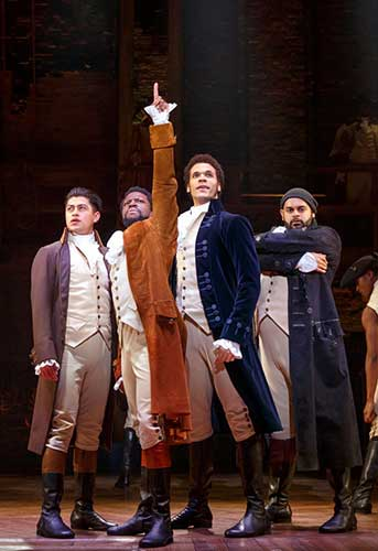 Review: <em>Hamilton</em> Lives Up To The Hype