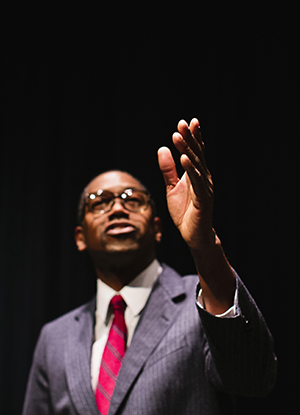 Eric Clausell as Thurgood (Photo by Lisa Monet) on equality365.com