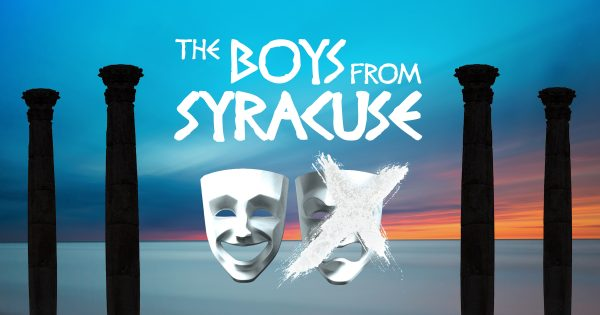 Showtunes Theatre Company The Boys From Syracuse