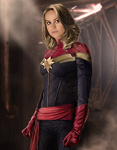 Marvel Studios Starts Production On <em>Captain Marvel</em>