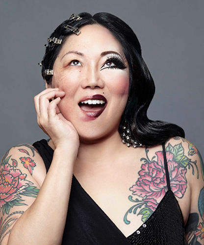 Margaret Cho in Fresh Off The Bloat interview
