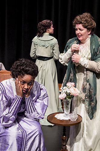 Lady Windermere's Fan by Oscar Wilde at Taproot Theatre Seattle