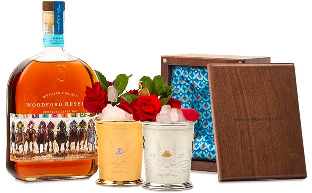 Woodford Reserve 2018 Kentucky Derby $1K Mint Julep on equality365.com