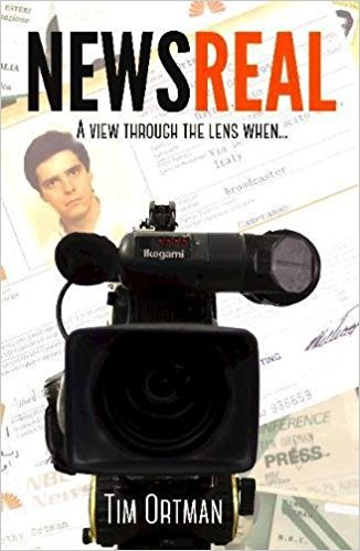 """Tim Ortman's """"Newsreal: A View Through the Lens When..."""""""