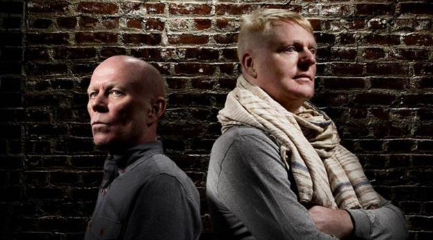 Vince Clarke & Andy Bell of Erasure interview on Equality365