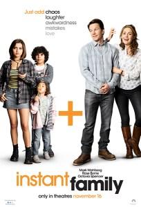 INSTANT FAMILY Poster Art