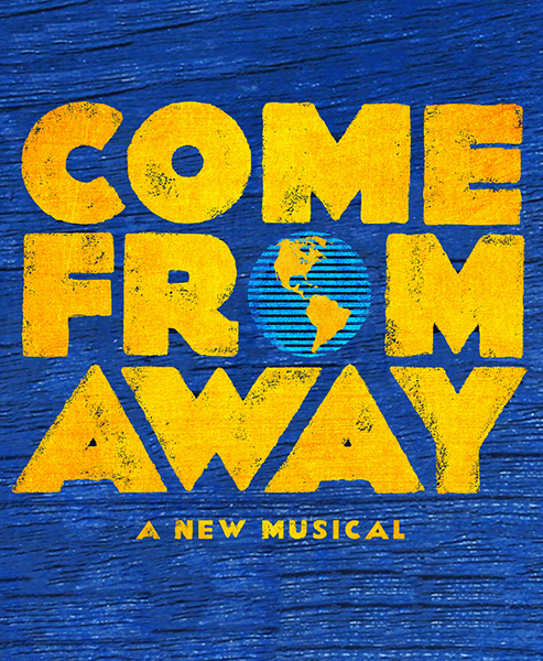 Come From Away at Seattle's 5th Avenue Theatre review on Equality365.com