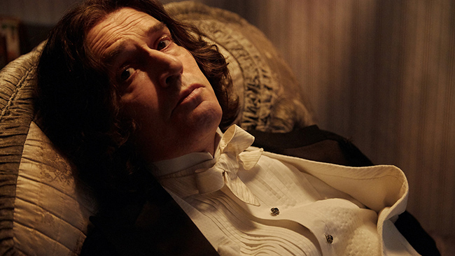 Rupert Everett in The Happy Prince (photo courtesy of Sony Pictures)