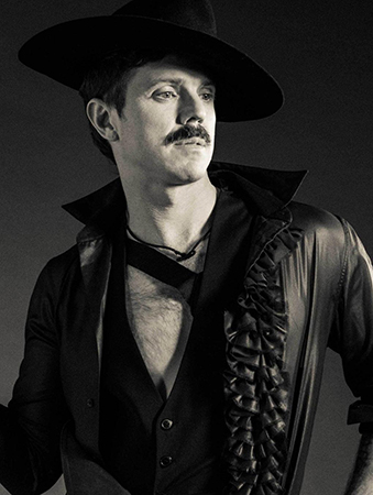 Interview: Jake Shears Self-Titled Album And Tour