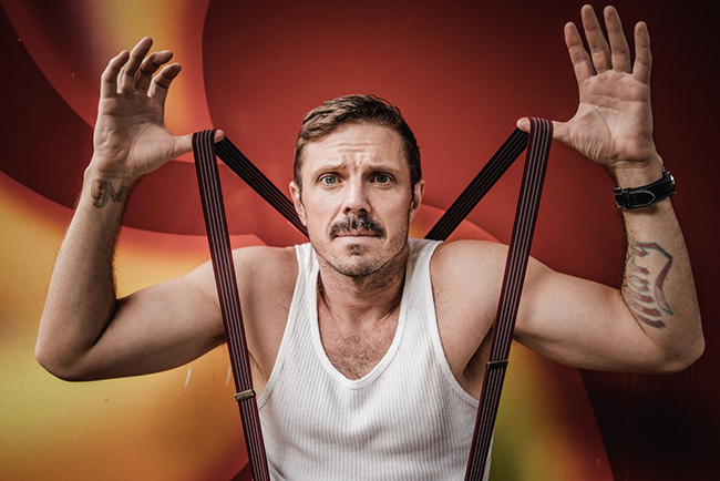Jake Shears on Equality365,com