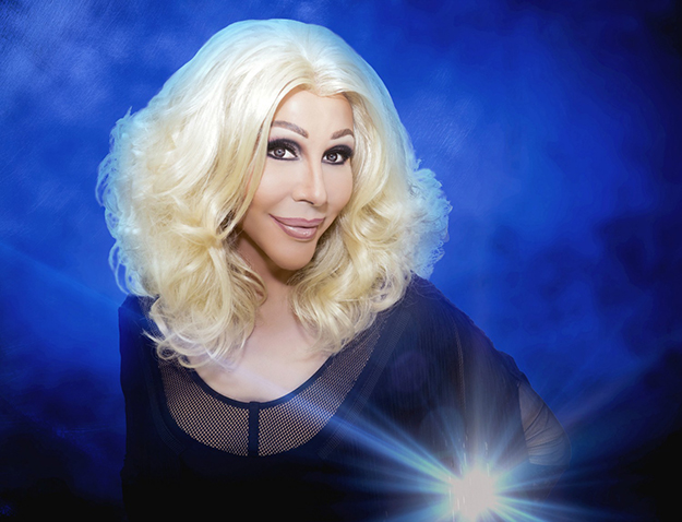 Chad Michaels joins the Seattle Men's Chorus