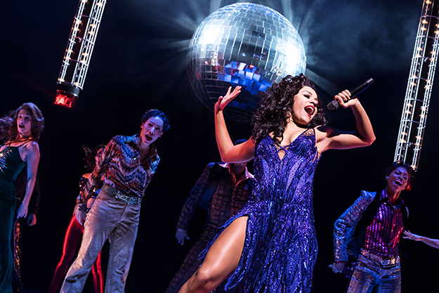 Summer: The Donna Summer Musical at Seattle's Paramount Theatre