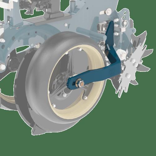 Equalizer Pre-Till Precision C Planter gauge wheel arms | www.equalizer.co.za