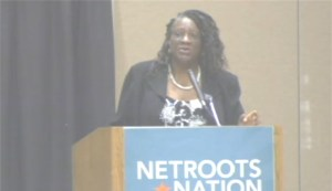 Eva Paterson at Netroots Nation 2011