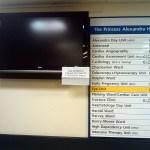 NHS TV - off!