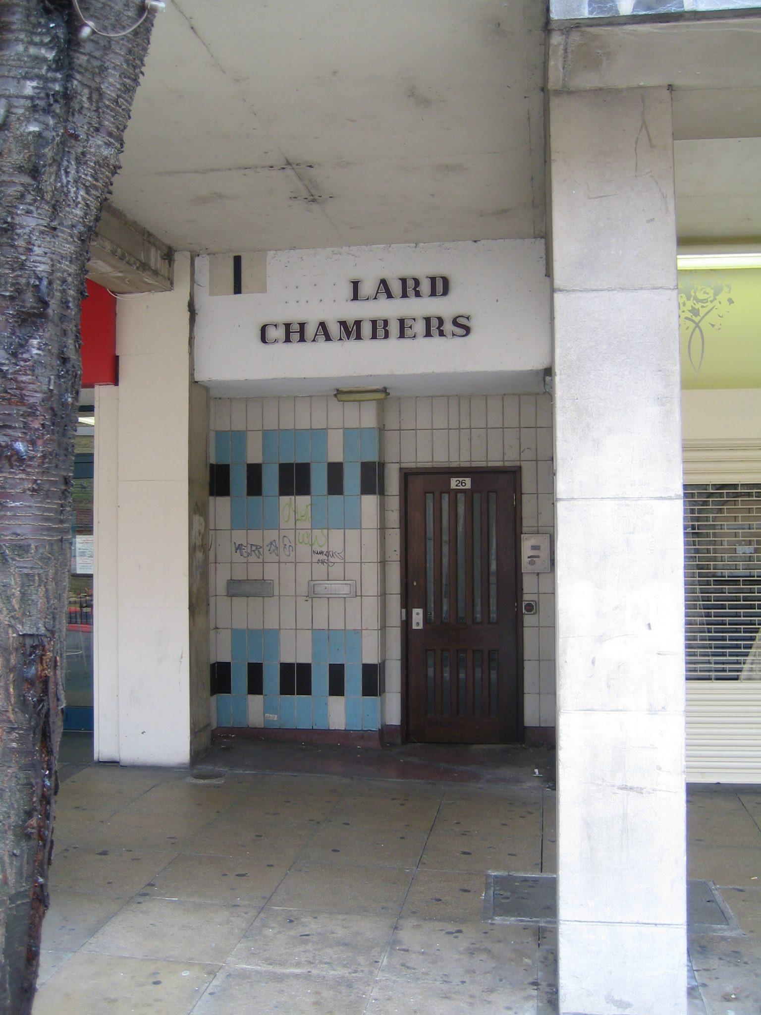 lard chambers