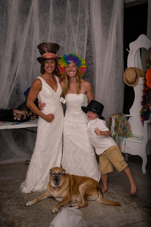 St George Island Beach Wedding