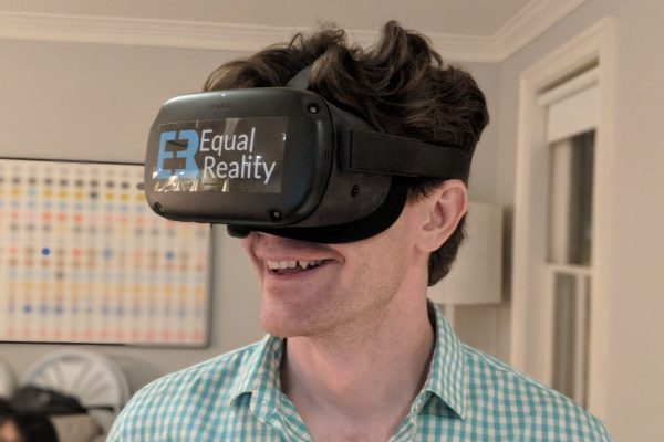 Eqaul Reality User DEI Training Soft Skills emapthy VR for Good