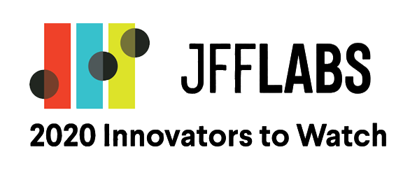 Equal Reality awarded JFF Labs 2020 Innovators to Watch