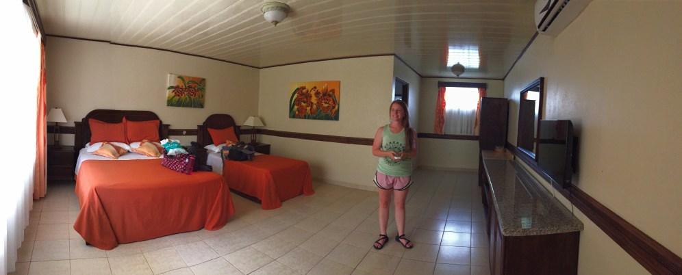 El cuarto de Amanda y yo