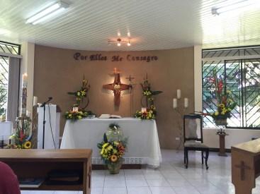 The Chapel!