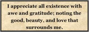 thanksgiving appreciation sign