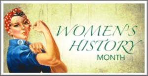 030718 Women's History Month
