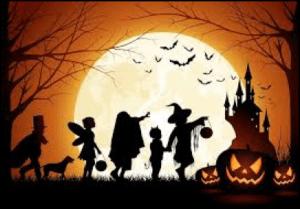 103118 Afraid On Halloween