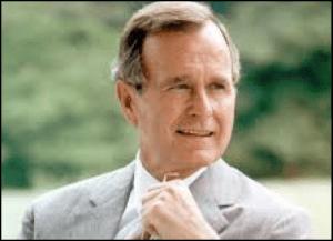 120518 George H. W. Bush