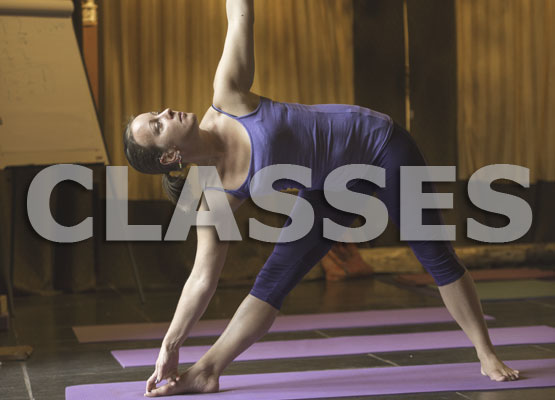 Yoga classes in Exeter and Torquay
