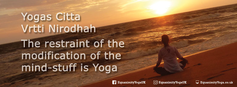 Yoga – it makes you happy!