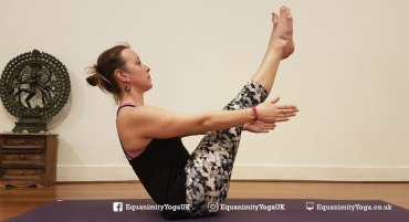 How to do Boat Pose (Navasana)