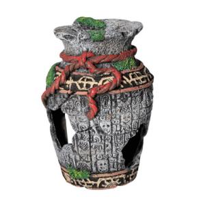 Broken Aztec Vase